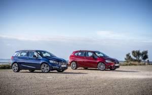BMW: Η τεχνολογία κίνησης στη νέα Σειρά 2 Active Tourer