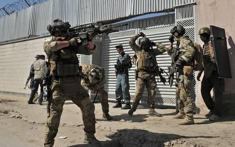 Αφγανιστάν: Νεκροί οι δράστες της επίθεσης σε ξενώνα