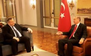 Δηλώσεις Βενιζέλου μετά τη συνάντησή του με τον Ερντογάν