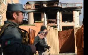 Καμπούλ: Παραιτήθηκε ο αρχηγός της αστυνομίας