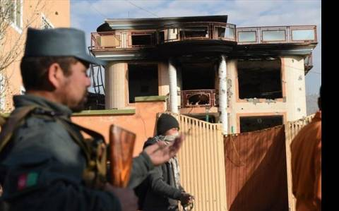 Kabul police chief resigns after spate of attacks