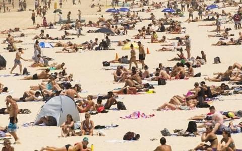 Αυστραλία: Καύσωνας ρεκόρ, για μήνα Νοέμβριο