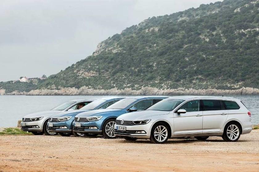 Volkswagen: Passat Experience στην Μεσσηνία με 200 αυτοκίνητα της 8ης γενιάς του μοντέλου