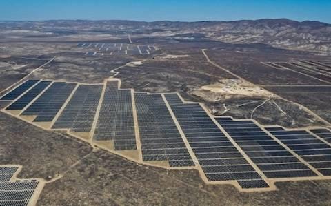 Έτοιμο το μεγαλύτερο φωτοβολταϊκό πάρκο στον κόσμο