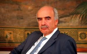 Μεϊμαράκης: Αναγκαία η συμφωνία για Πρόεδρο της Δημοκρατίας