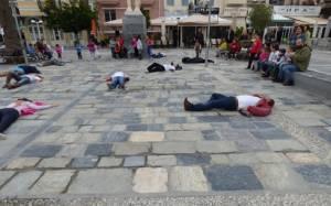 Σάμος: Συγκλονιστική διαμαρτυρία-Πόσο αίμα πρέπει να χυθεί;