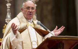 Πάπας Φραγκίσκος: Καταδικάστε την τρομοκρατία