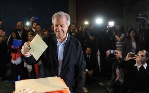 Ουρουγουάη: Προβάδισμα για βάσκεζ σύμφωνα με τα exit polls