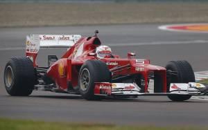 F1: Η πρώτη ημέρα του S. Vettel με τη Ferrari