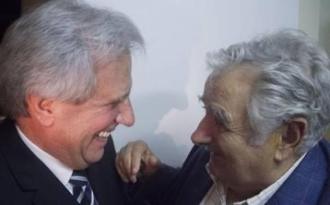 Ο Ταμπαρέ Βάσκες επιστρέφει στην προεδρία της Ουρουγουαής