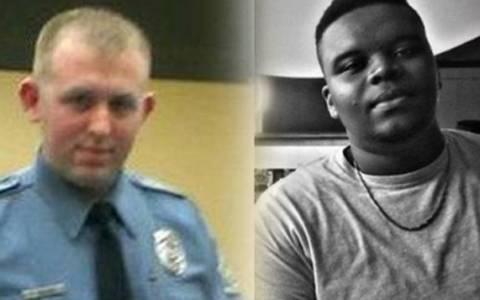 Φέργκιουσον: Χωρίς αποζημίωση παραιτήθηκε ο αστυνομικός