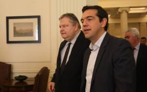 Τσίπρας: Χρειάζεται ένας εθνικός στρατηγικός σχεδιασμός