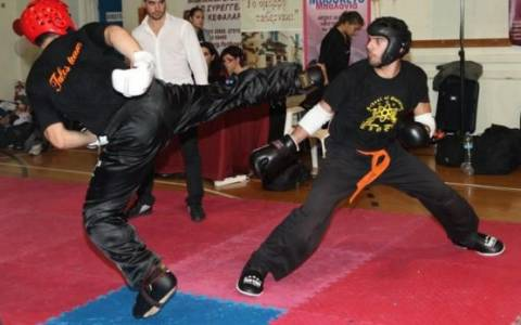 Ξύλο και συλλήψεις σε τουρνουά πολεμικών τεχνών στο Κιάτο