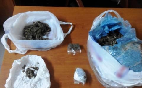 Δύο συλλήψεις για κατοχή ναρκωτικών στη Χαλκιδική