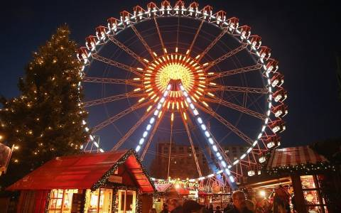Χριστουγεννιάτικες υπαίθριες αγορές στη Γερμανία
