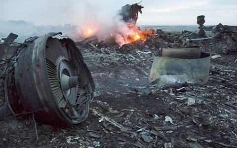 Ουκρανία:Ανασυναρμολόγηση του Boeing στο πλαίσιο των ερευνών