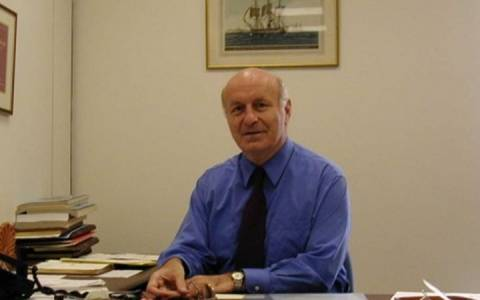 Professor Dimitris Trichopoulos dies