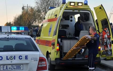 Τροχαίο με τραυματία σε δρόμο της Ζακύνθου