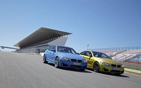 BMW: Η M3 και M4 αναδείχτηκαν Bild Sports Cars of the Year