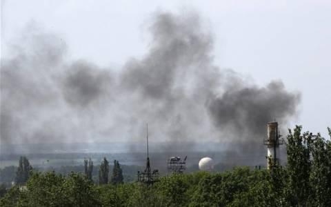 Ουκρανία: Συμφωνία για εκεχειρία στο Λουχάνσκ