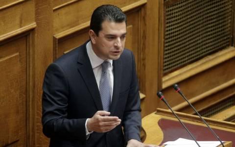 Σκρέκας: Τώρα είναι ώρα για επενδύσεις στην Ελλάδα
