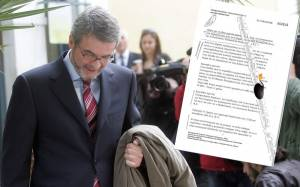 Χριστοφοράκος: Έτσι «λαδώναμε» τα πολιτικά κόμματα