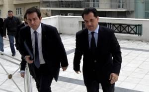Γεωργιάδης-Μηταράκης για τις απόπειρες δωροδοκίας βουλευτών
