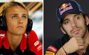 F1: Αλλαγή προσανατολισμού για Vergne και Chilton