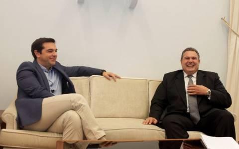 Καμμένος: Θα επιδιώξουμε να μην έχει αυτοδυναμία ο ΣΥΡΙΖΑ