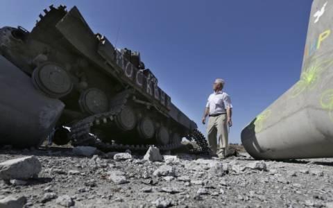 Ουκρανία: Αναπάντεχη συμφωνία κατάπαυσης του πυρός