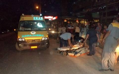 Σοβαρό τροχαίο στα Γρεβενά με νεκρό και τρεις τραυματίες