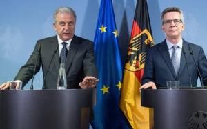 Σημαντική πρόοδος της Ελλάδας στο θέμα υποδοχής προσφύγων