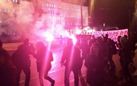 Η πορεία αλληλεγγύης για τον Νίκο Ρωμανό!