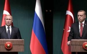 Ο ενεργειακός «πόλεμος», ο Πούτιν και τα οφέλη της Άγκυρας