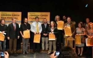 Βραβεία Οδυσσέας στο Φεστιβάλ Ελληνικού Κιν/φου Λονδίνου
