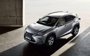 LEXUS: Πέντε αστέρια EURO NCAP για το NX 300h