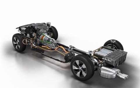 BMW: Νέα γενιά plug-in υβριδικών μοντέλων