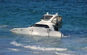 Προσάραξη τουριστικού σκάφους σε αβαθή στην Κέρκυρα