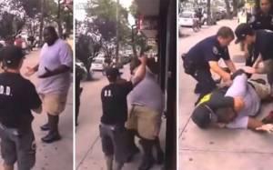 Δεύτερος αστυνομικός γλυτώνει για τον θάνατο αφροαμερικάνου