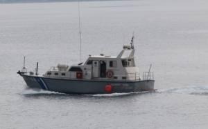 Ζάκυνθος: Ρυμούλκηση του πλοίου με τα λαθραία τσιγάρα