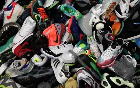 Τα sneakers που άφησαν ιστορία…