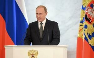 Πούτιν: Η Μόσχα δεν θα διαρρήξει τις σχέσεις της με ΗΠΑ-ΕΕ