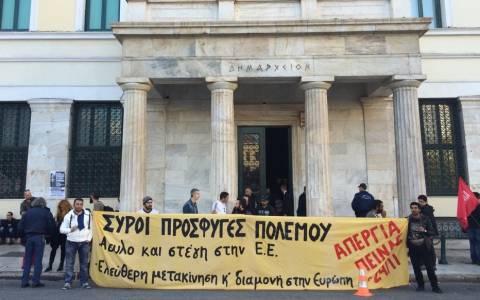 Συνήγορος του Πολίτη: Σχέδιο φιλοξενίας για τους Σύρους