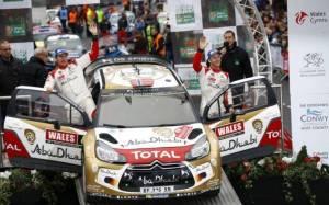WRC: Ο Ostberg μένει στην Citroen