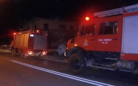 Βόλος: Εργάτης της Χαλυβουργίας έπεσε σε δεξαμενή