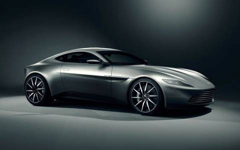 DB10: Μία Aston Martin ειδικά για τον James Bond