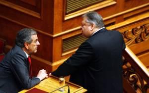 Συνάντηση Σαμαρά - Βενιζέλου και στο βάθος... εκλογές