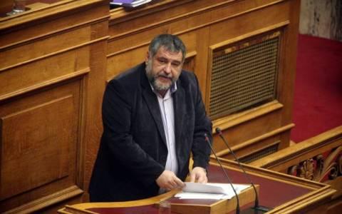 Καταγγελία Δ. Κουκούτση στην Ολομέλεια της Βουλής