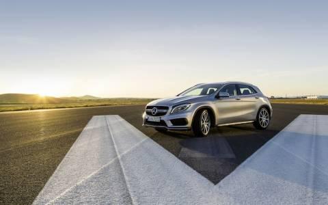 Mercedes GLA: Μοντέρνα και διαφορετική