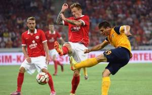 Τσοκάνης: «Με τον Αστέρα και στο Champions League» (video)